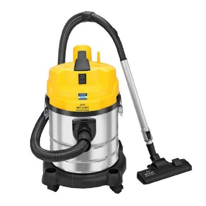 Dry vacuum cleaners are suitable for heavy use