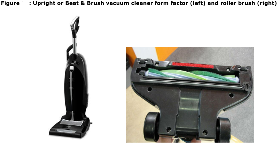 Best vacuum for hardwood floor:upright vacuum